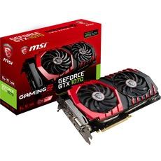 MSI GeForce GTX 1070 Gaming Z für 469€ (+40€-Cashback) [Alternate]