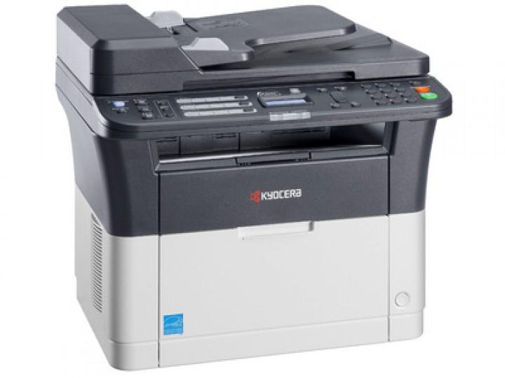 Kyocera Ecosys FS-1320MFP Laser-Multifunktionssystem (Drucker, Kopierer, Scanner und Fax) für 119€ [comtech]