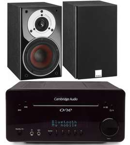 [Bundle] Cambridge Audio One CD-Receiver + 1 Paar Dali Zensor Pico