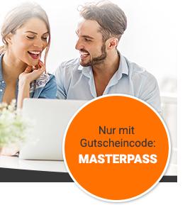 20€ Rabatt mit Masterpass bei Notebooksbilliger ab 100€MBW