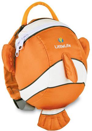 Nemo Rucksack: LittleLife Clownfisch für 19,99€ versandkostenfrei bei [Nakiki]