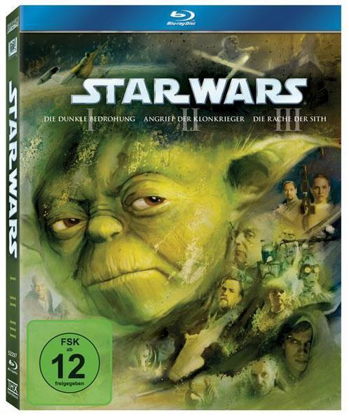 Star Wars 1-7 bei Thalia