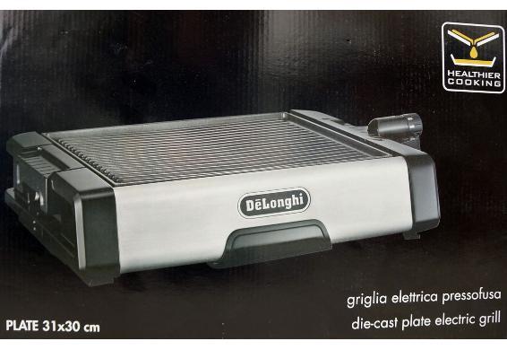DeLonghi BG400 Premium Elektrogrill Tischgrill 1800 Watt für 39,90€ @ Dealclub