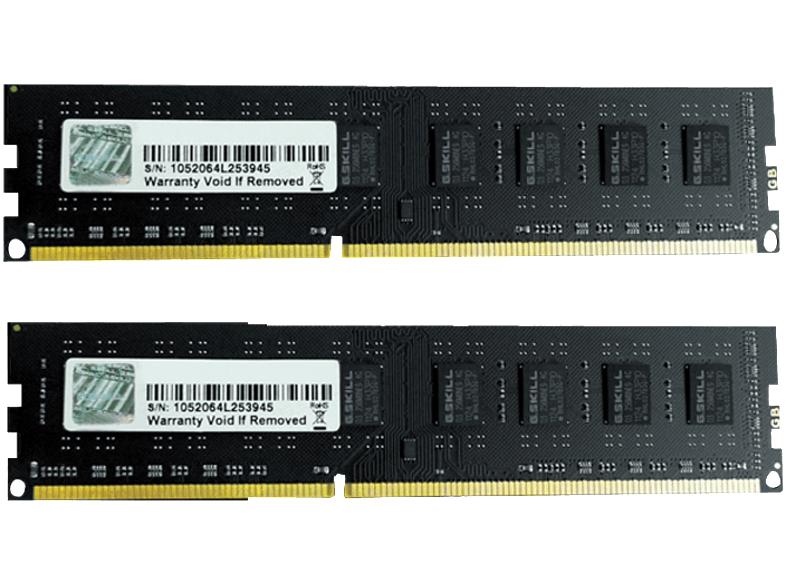 Günstigstes DDR3 16GB Kit 1600 für DELL T20 ohne ECC