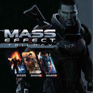 Mass Effect Trilogy (Origin) ab 4,41€ [CDKeys] *UPDATE