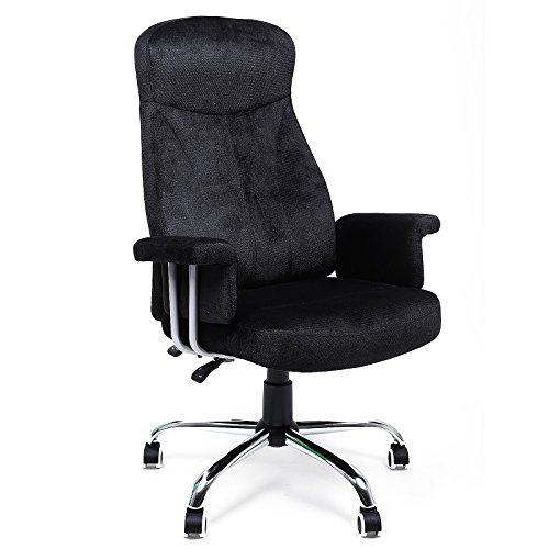 Bürostuhl mit verstellbarer Rückenlehne