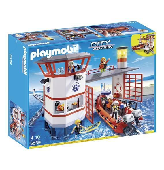 Playmobil City Action Küstenwachstation mit Leuchtturm 5539 für 30,94€ [Galeria Kaufhof]