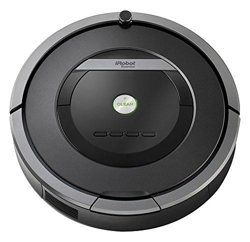 [amazon.es] iRobot Roomba 871 Staubsaug-Roboter (mit Fernbedienung, 50% stärkere Reinigungsleistung) in schwarz/grau