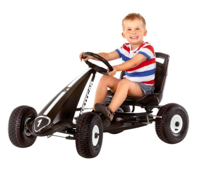 Kettler Go-Kart Daytona air T01020--0000