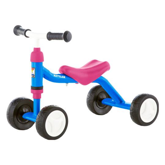 "Kettler™ - Kinderfahrzeug ""Sliddy"" (Blau/Pink) ab €29,95 [@Real.de]"