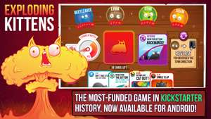 [Google Play] Exploding Kittens (Android) (statt 2,14€)