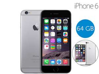Apple iPhone 6 (64 GB!) Refurb
