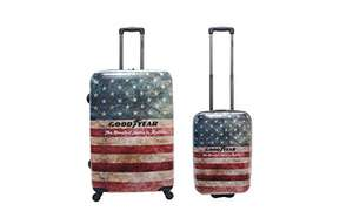 2er Set Goodyear Koffer für nur 42,93 EUR inkl. Versand