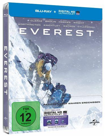 Everest Steelbook bei bücher.de für 6,99 €