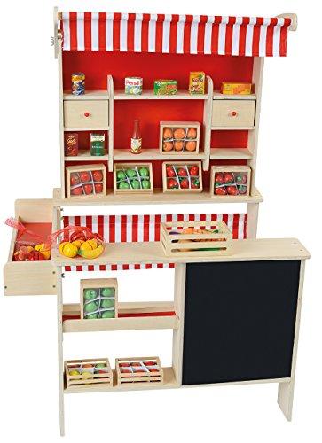 Beluga Spielwaren 30850 - Kaufladen, natur