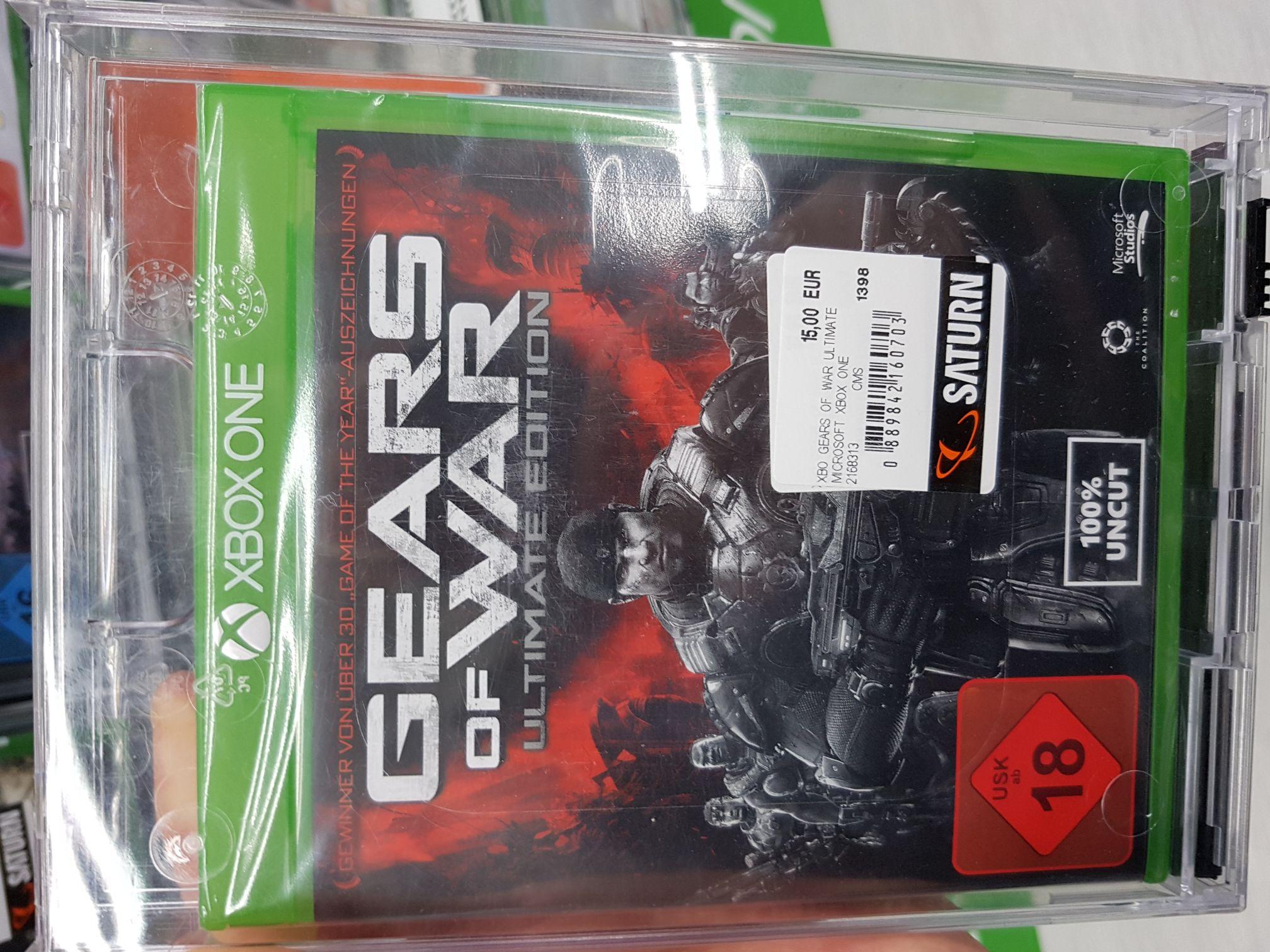 Diverse Xbox One Spiele Reduziert(Lokal Darmstadt Saturn Luisenplatz)