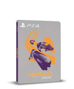 WipEout: Omega Collection (PS4) Steelbook Edition für 38,66€ (Shopto)