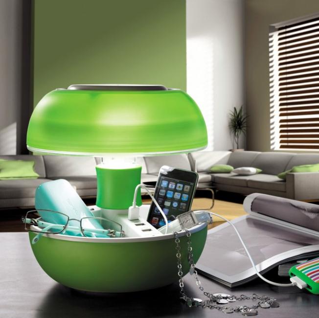 30% Rabatt auf Lampen bei Radbag, z.B. Jojo Leuchte mit USB-Ports 83,96€ statt 93€