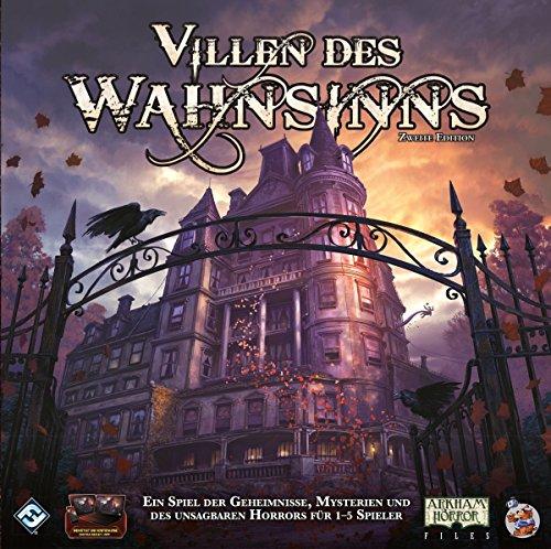 [amazon.de] Villen des Wahnsinns 2. Edition - Brettspiel mit App-Anbindung - 67,33 €