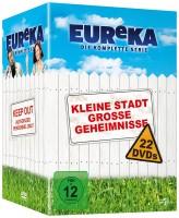 Eureka - Die komplette Serie (DVD) für 22€ bei Media Dealer