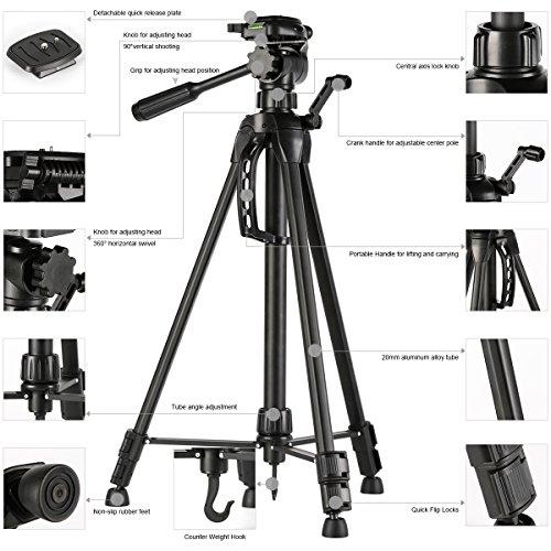 Stativ für Canon und Nikon auf Amazon mit Rabattcode und Versandkostenfrei