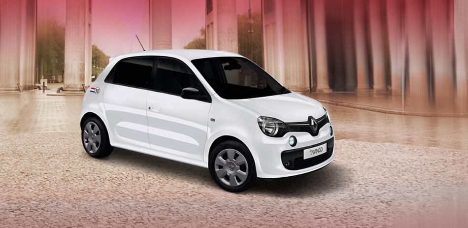 [Leasing] Renault Twingo Edition 50 SCe 70 für 63,32€ monatlich - Optional die ersten 24 Monate Vollkasko- & Haftpflichtversicherung für 29,60€ monatlich