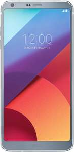 "LG G6 Smartphone (5,7"" 18:9 QHD IPS​, Snapdragon 821​, 4GB RAM, 32GB UFS 2.0​, 13MP + 5MP Kamera, 3300mAh, Android 7) für 527,46€ [Amazon.it]"