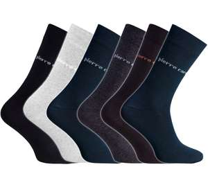 18er Pack Pierre Cardin Business-Socken Herren