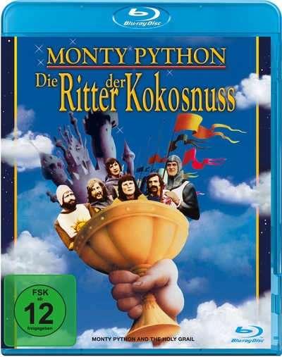 Monty Python: Das Leben des Brian + Der Sinn des Lebens + Ritter der Kokosnuss (Bluray) für 18,86€ [JPC]