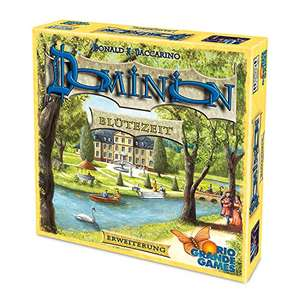 [Amazon Prime] Dominion - Blütezeit, Catan - Städte & Ritter, Robinson Crusoe, Nmbr 9, Smash Up