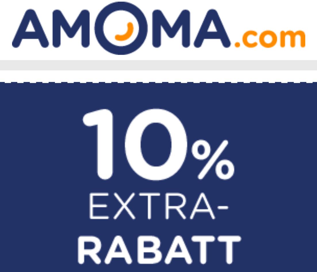 10% Rabatt auf alle Hotels bei AMOMA