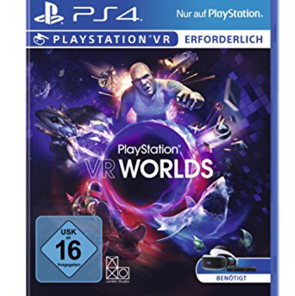 PSVR Worlds (PS4 VR)