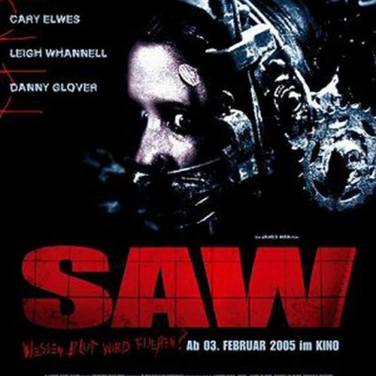 Saw 1-7 Filme ab 5€ [Media Markt]
