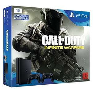 Amazon WHD Playstation 4 Slim COD Infinite Bundle + 2 Controller V2