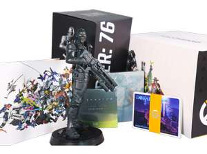Overwatch Collector's Edition (Xbox One) für 39,99€ (Saturn)