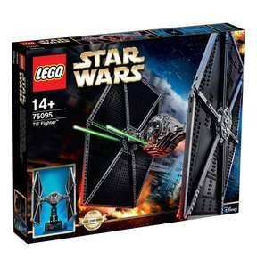 LEGO Star Wars TIE Fighter 75095 @ galeria-kaufhof.de; 152,99 € (154,99 €)