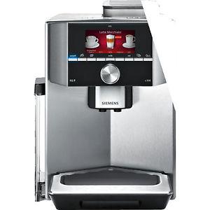 SIEMENS TI 905501 DE EQ.9, Kaffeevollautomat, Edelstahl