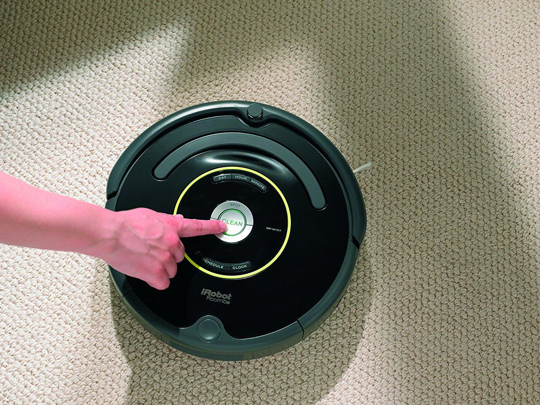 iRobot Roomba 650 Staubsaugerroboter aus Frankreich