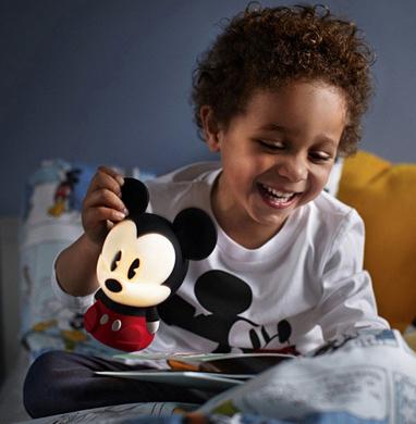 """Philips SoftPal Nachtlicht """"Mickey Mouse"""" für 22€ inkl. VSK bei [Vente Privee]"""