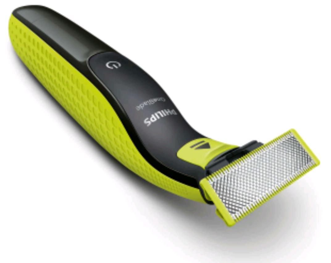 Philips One Blade + 3 Aufsätze [ohne Vsk]