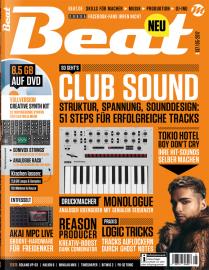 BEAT Jahresabo (1 Ausgaben) für 104,86 € mit 65€ Amazon-Gutschein