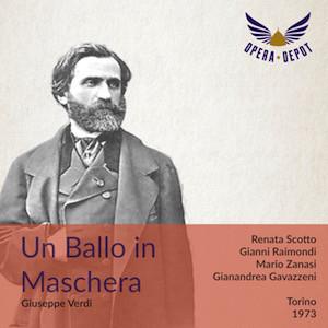 [Opera Depot] Ein Maskenball (Un Ballo in Maschera) von Verdi als Gratis-Download