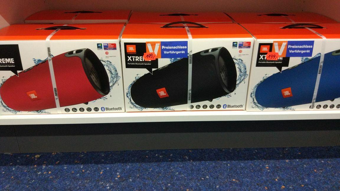 [SATURN Zwickau] JBL Xtreme (Vorführgerät) in schwarz oder blau