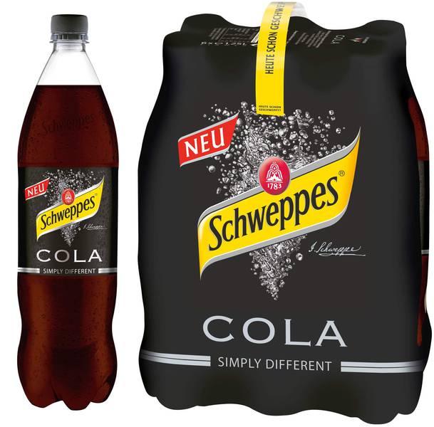 [Lokal Hamburg] Schweppes Cola 0,75l Rewe Getränkemarkt Dehnhaide