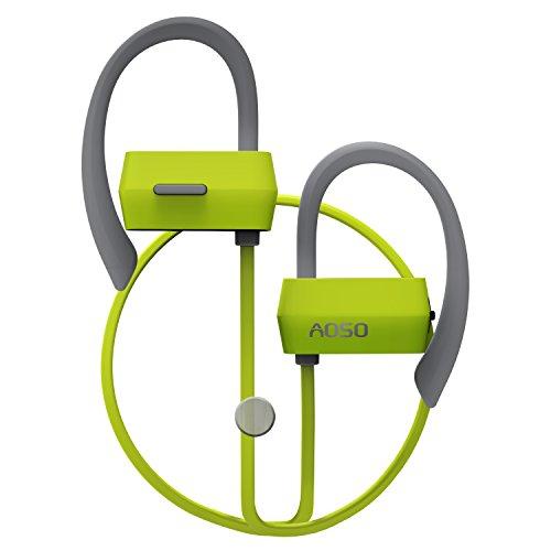 [Amazon Prime] AOSO G18 Bluetooth 4.1 Kopfhörer IPX4