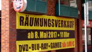 [LOKAL] World of Video Mönchengladbach 08.Mai 2017 Räumungsverkauf DVD • BLU-RAY • GAMES ab 1,00€