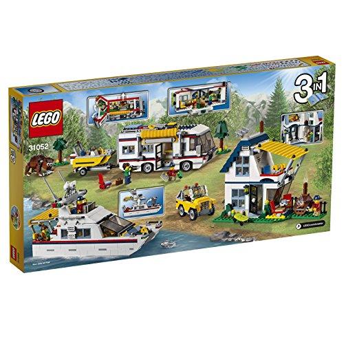 [amazon] LEGO Creator 31052 - Urlaubsreisen | Idealo: 43,48 €
