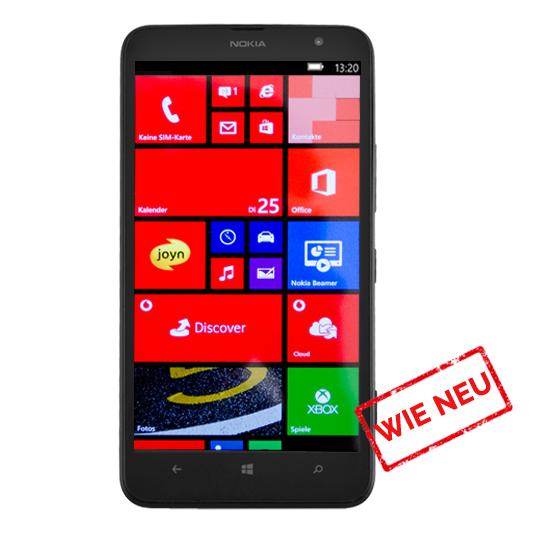 """Nokia Lumia 1320 6"""" Phablet, Kundenretoure optisch und technisch top @ Buyfox"""
