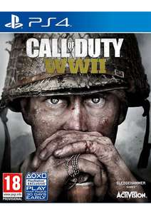 [Simplygames]Call of Duty WWII  -  PlayStation 4 / Xbox One  für je 55€