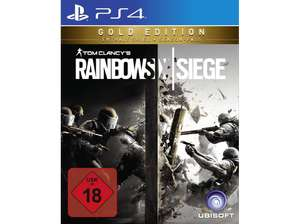 Tom Clancy's Rainbow Six Siege ( Gold Edition )  - PlayStation 4 / Xbox One für nur 29,99€ [ Saturn ]